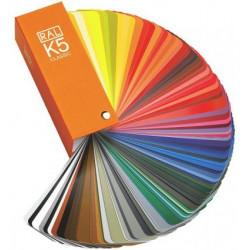 Ral Classic K5 - Colour fan...