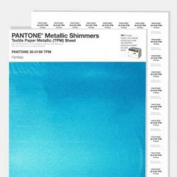 PANTONE METALLIC SHIMMERS...